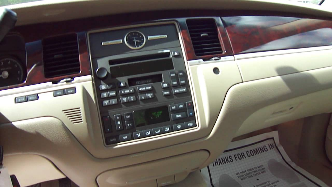 2006 lincoln town car signature limited youtube. Black Bedroom Furniture Sets. Home Design Ideas