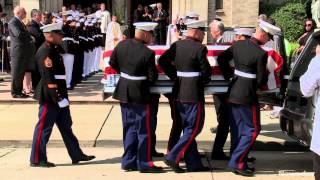 Marine Lance Cpl. Greg Buckley Jr. funeral