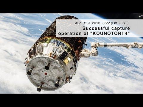 """KOUNOTORI 4"" (HTV4) MISSION DIGEST"