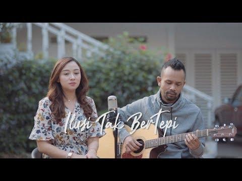 ILUSI TAK BERTEPI - HIJAU DAUN ( Ipank Yuniar ft. Meisita Lomania Cover & Lirik )