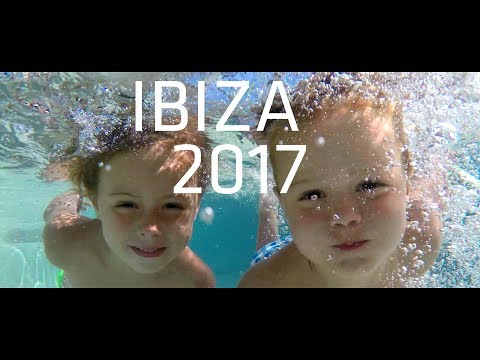 Ibiza - Kordys family, Cala Tarida Sensatori 2017 May