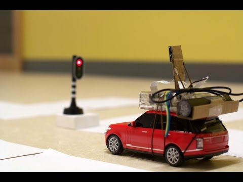 OpenCV Python Neural Network Autonomous RC Car