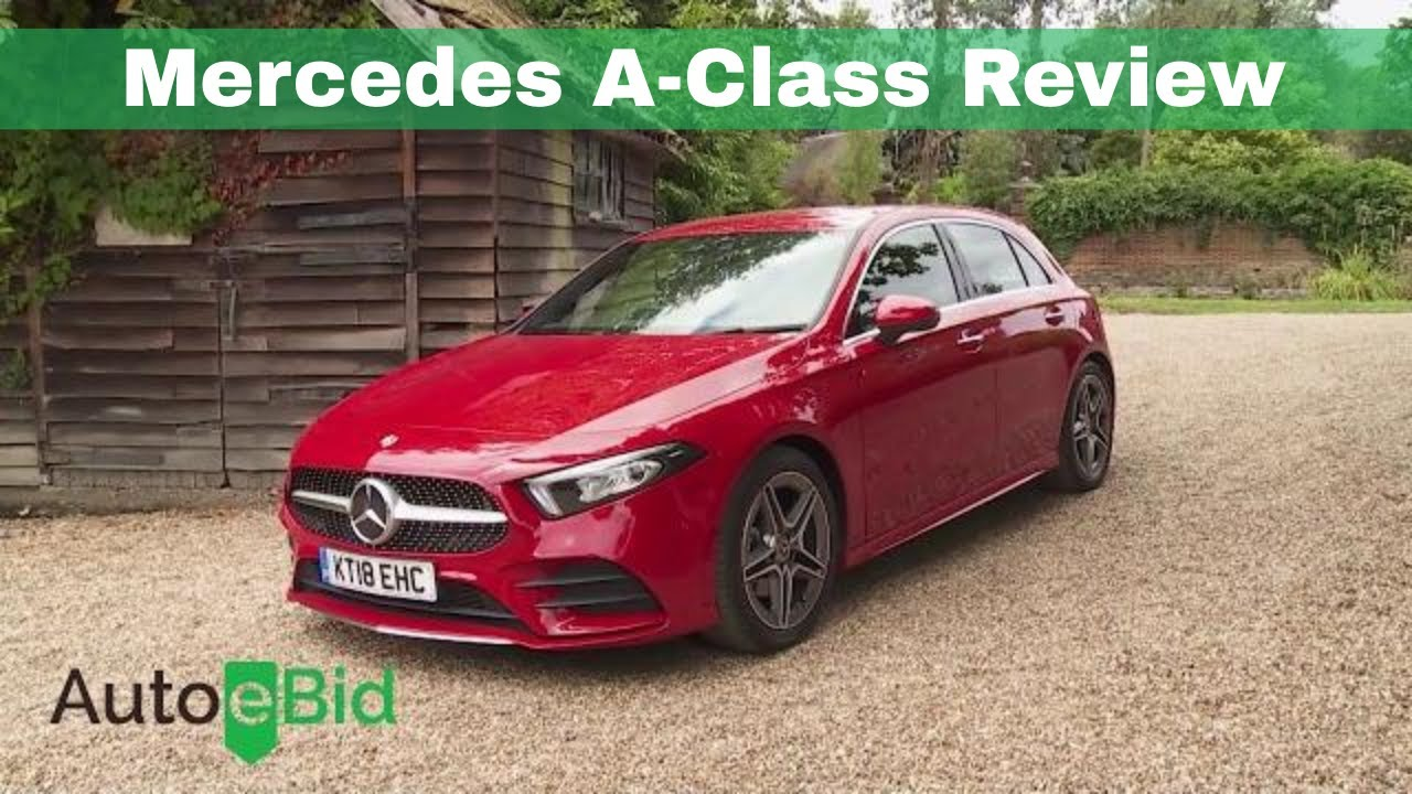 2019 Mercedes A Class Review Youtube