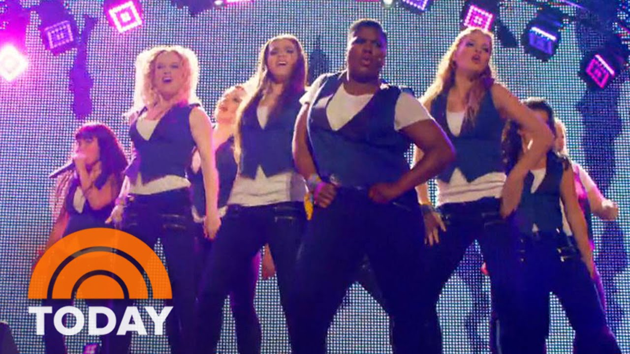 Pitch Perfect 2 Run The World Girls Sneak Peek -2821