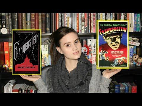 FRANKENSTEIN NOVEL VS FILM