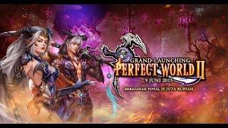 Grand Launching Perfect World 2