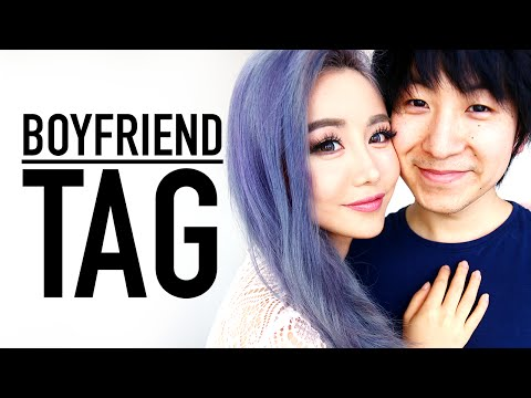 Boyfriend Tag ♥ Wengie