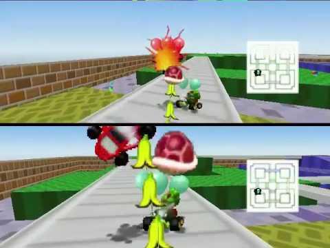 Trolleadas en Mario Kart 64