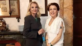 Con Barbara Bouchet...Cosa rende un'attrice un sex symbol del cinema?