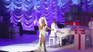 Mariah Carey - Joy to the world (Live @ Brussels - Belgium 14/12/2018) Video