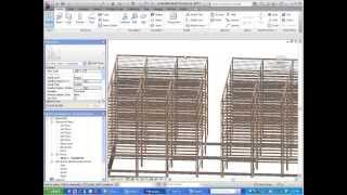 Using The Risa Building System To Design A Building From Foundation To Roof