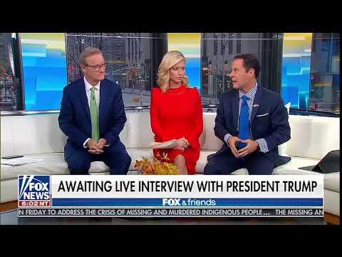 Fox & Friends 11/22/19 8AM | Breaking Fox News November 22, 2019