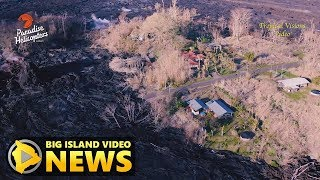 Hawaii Volcano Eruption: The Aftermath (Oct. 9, 2018)