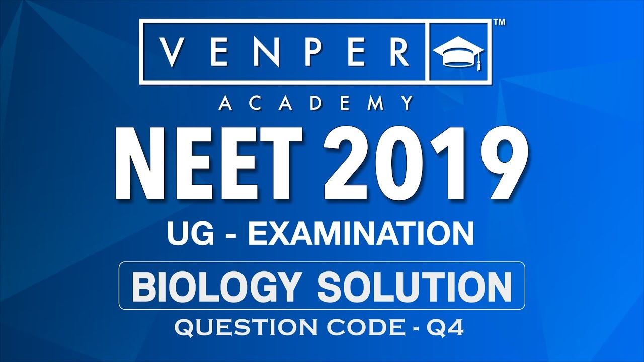 NEET 2019 Answer Keys with Video Solutions For Biology ...