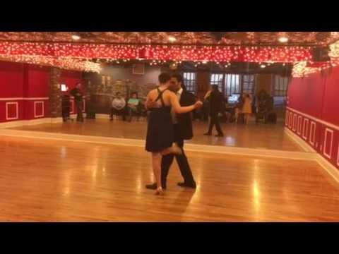 Argentine Tango Wedding Choreography Brooklyn At Dance Fever Studios