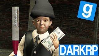 L'ENFANT SDF PSYCHOPATHE !! - Garry's Mod DarkRP