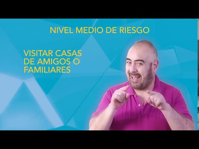 cápsula CORONAVIRUS EN TARAPACÁ 4 - Riesgo de las Actividades