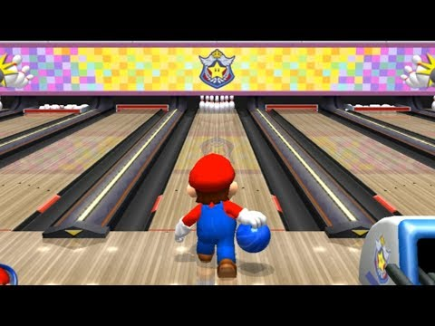 Mario Party 8 - All Extra Minigames