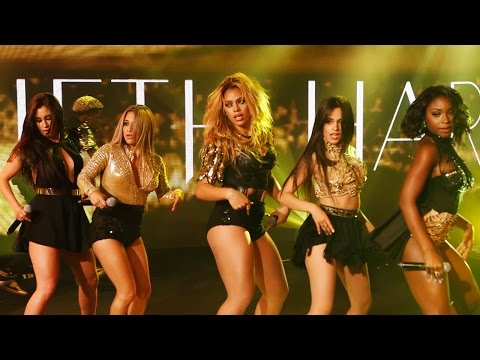 Fifth Harmony SLAY 'Worth It' & 'Boss' on Jimmy Kimmel