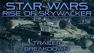 ALL THE SHIPS | New Star Wars IX Trailer Breakdown