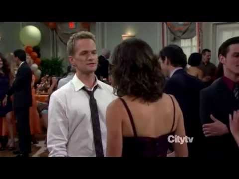 robin scherbatsky dating history