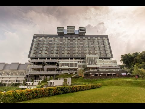 Intercontinental Bandung (Indonesia, Java) Video Review
