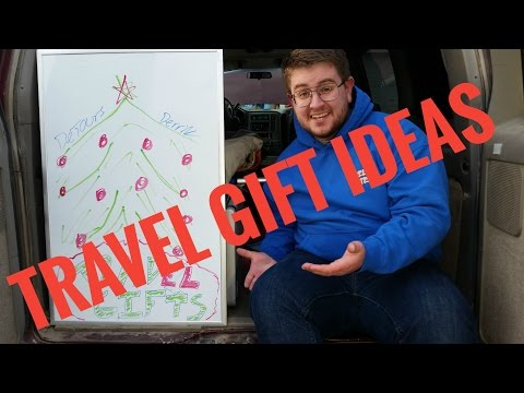 Travel Gift Ideas - A Simple Christmas Gift Guide