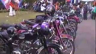 area parkir acara the bikers millenium season 2000