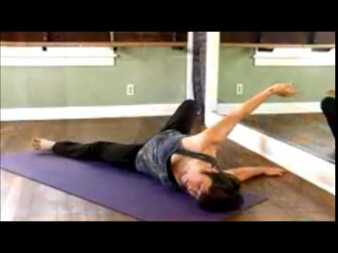 10 Minute Yoga Back Stretches For Pain, How To Routine   Beginners Yoga Jen Hilman   YouTube