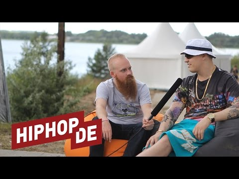 "Money Boy: ""Ich mache Rap aus Spaß"" (Interview) - Toxik trifft (Splash! 17)"