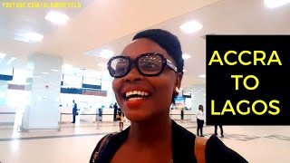 Accra To Lagos| Which Airport is Better? Kotoka or Lagos?