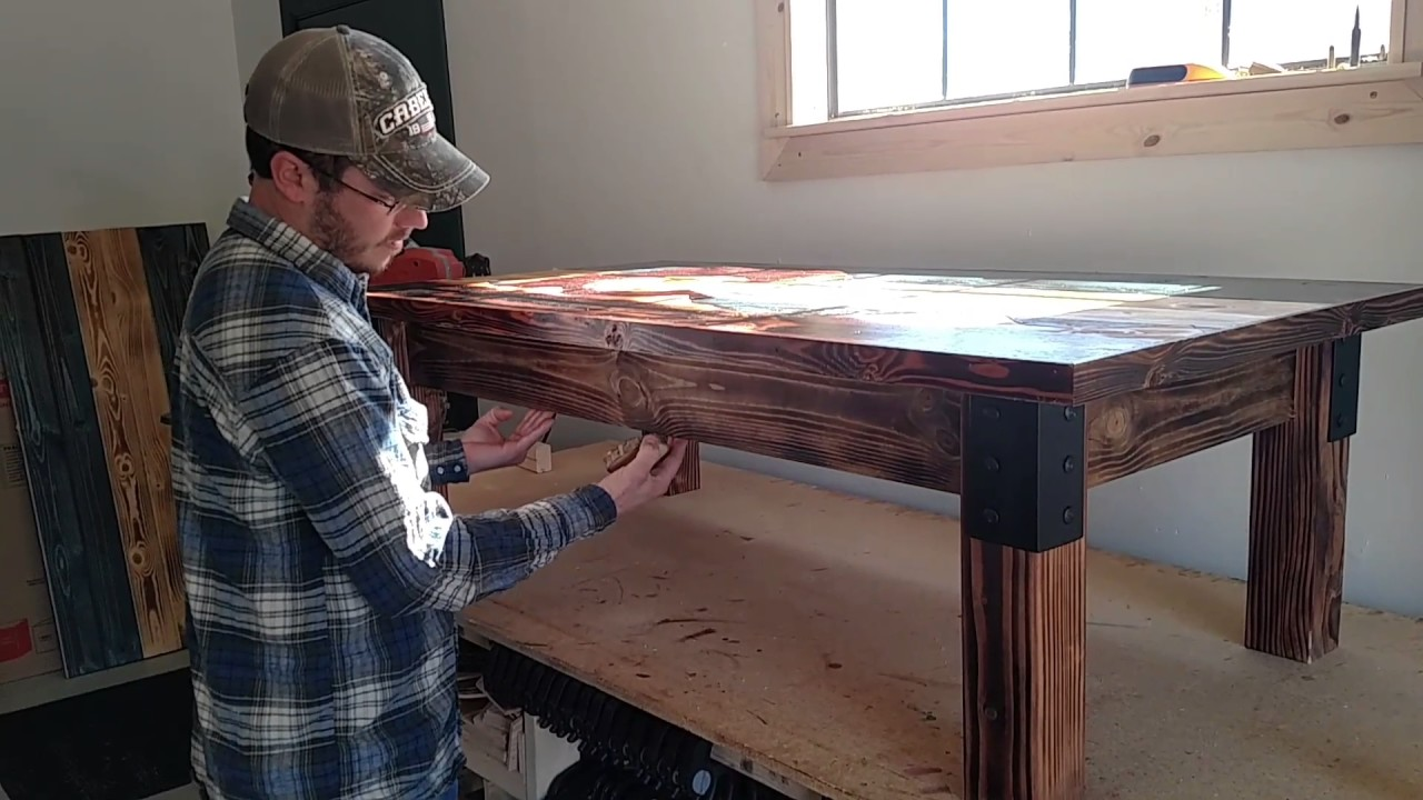 Concealment Coffee Table Youtube