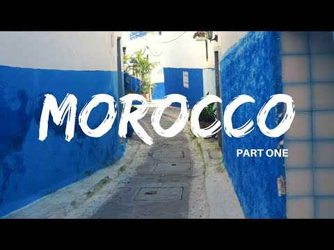 Our First Impressions Of Morocco With Intrepid || MOROCCO TRAVEL VLOG