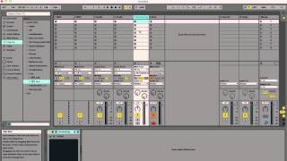 Numerology4 : Transpose a Sequence from an Ableton Live Clip