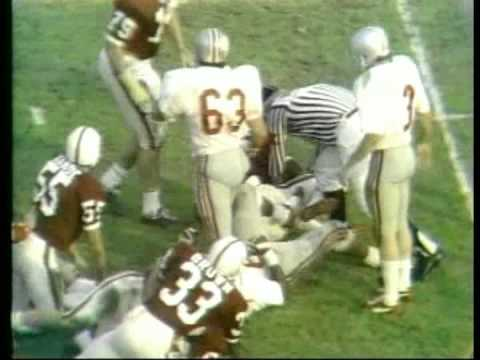 1971 Rose Bowl Ohio State vs. Stanford