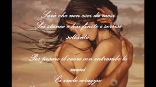 Il conforto Tiziano Ferro feat Carmen Consoli