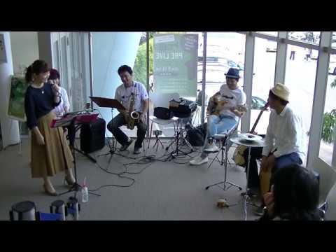 2018.09.16 Miho with LAMBRUSCO &フレンズ        岡崎:竜美丘ガーデンプレイスWORK STUDIO
