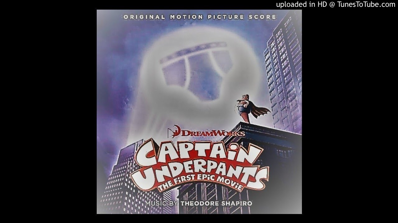 Captain Underpants Hallelujah His Name Is Poopypants Theodore