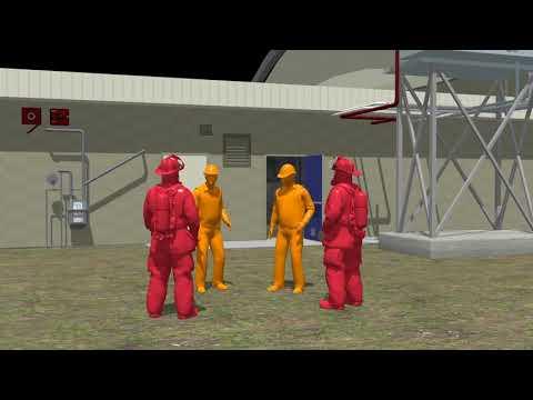 Fernie Memorial Arena Incident Animation