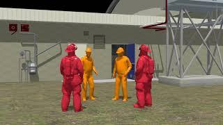 Fernie Memorial Arena Vorfall Animation