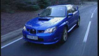 Subaru Impreza WRX STi vs. Mitsubishi Lancer Evo