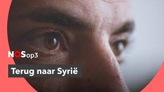 'Terug naar Syrië is zelfmoord'
