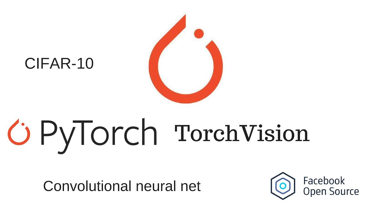 How to build Convolutional Neural Nets in Pytorch