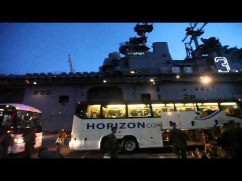 26th Marine Expeditionary Unit Deploys