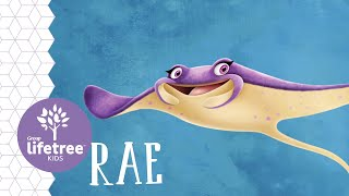 Rae the Giant Manta Ray | Buzzly's Buddies | Shipwrecked VBS