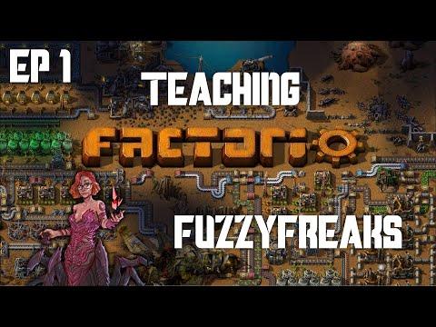 Teaching Factorio: FuzzyFreaks