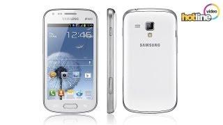 Огляд Samsung Galaxy S Duos