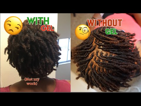 HOW TO WASH AND RETWIST STARTER/BABY LOCS | 6 MONTH LOC UPDATE