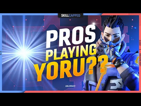 Why Pros Think Yoru is OVERPOWERED on Bind - Valorant Tips, Tricks, and Guides