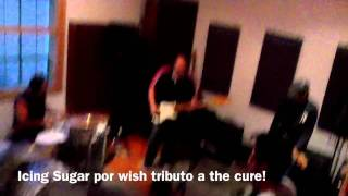 The Cure Cover (ICING SUGAR) por WISH